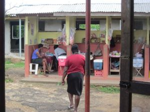 vendors on school yard