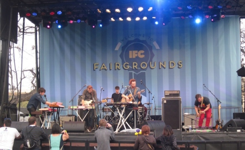 fairgrounds south by southwest