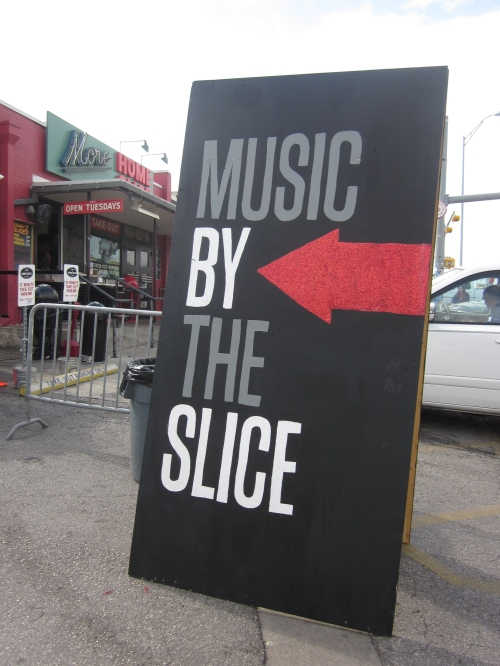 music by the slice