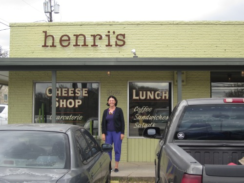 henri's cafe