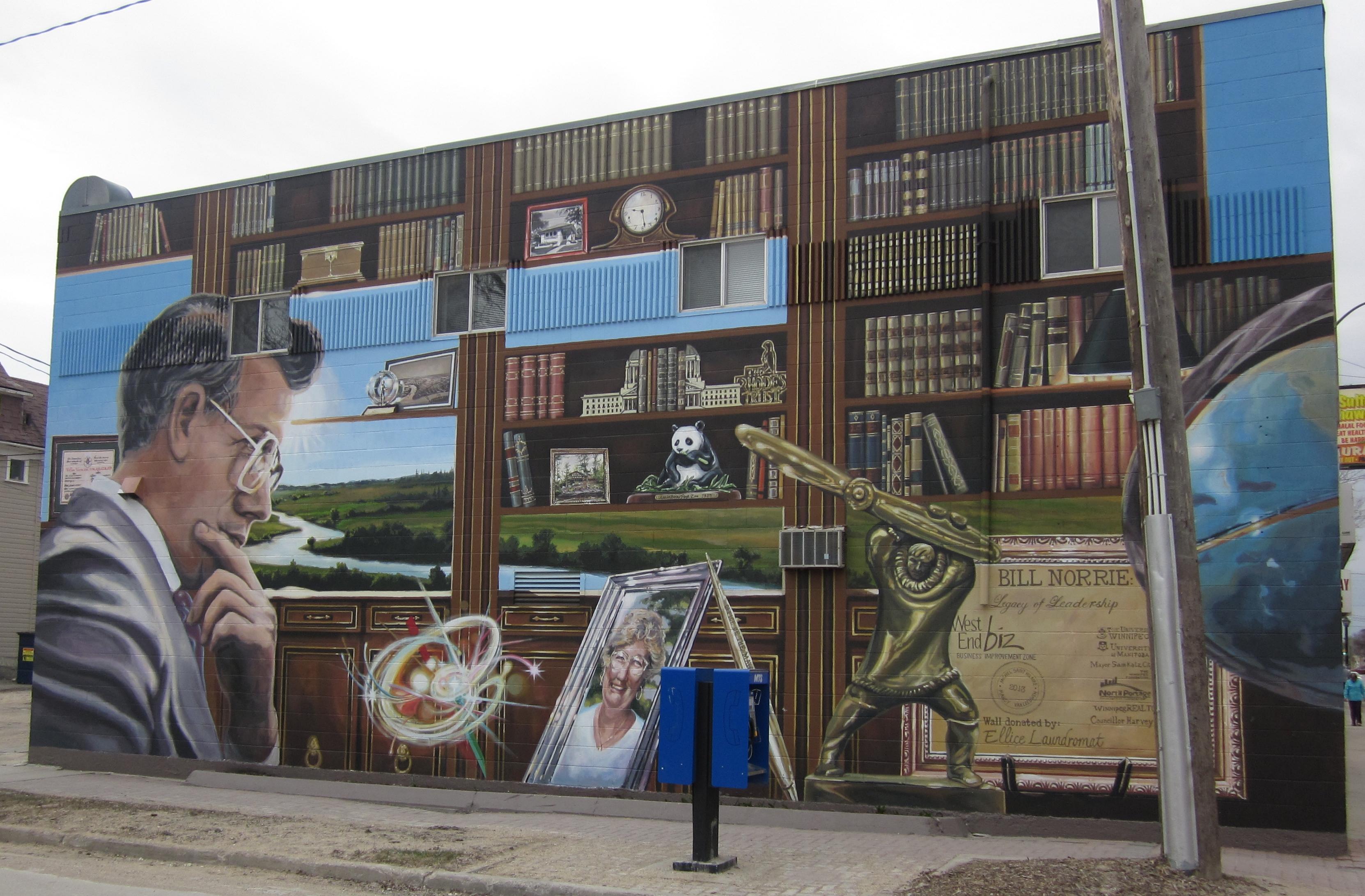 bill norrie mural winnipeg - Version 2