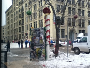 movie set downtown winnipeg