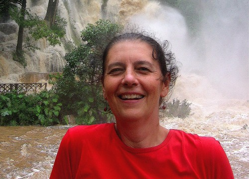 marylou in laos
