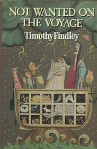 not-wanted-on-the-voyage findley book