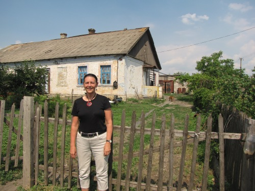 old schoolhouse gnadenthal ukraine