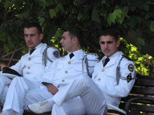 military men odessa