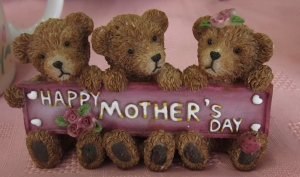 Mother's Day Teddy Bears