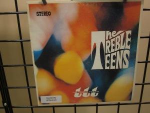 treble teens record