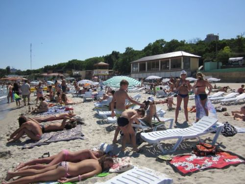 odessa sun bathers