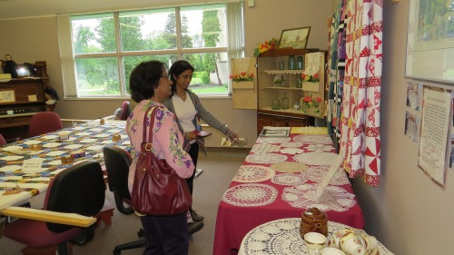 quilt and crochet work mennonite village heritage museum steinbach