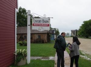 livery barn restaurant mennonite heritage village museum