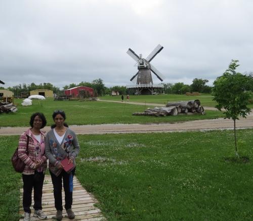 windmill steinbach