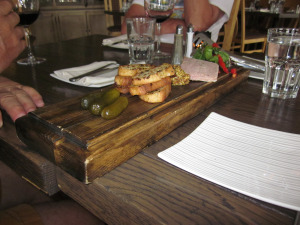 pate tray