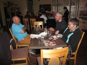 dinner at promenade cafe saint boniface