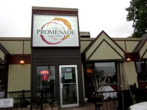 promenade cafe saint boniface