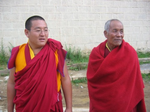 The monks who offered me tobacco