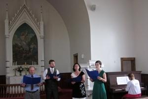 wedding quartet