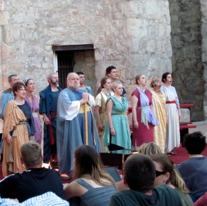 cast of quo vadis