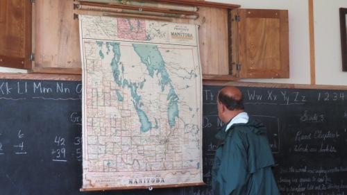 map of manitoba mennonite heritage village museum