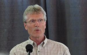 barry dyck museum director