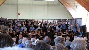 mass choir sangerfest steinbach