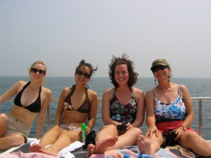 south china sea boat trip