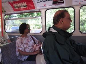 trolley bus assiniboine park