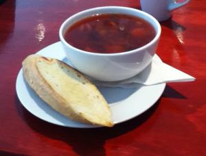borscht sane soup