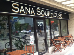 sane soup house
