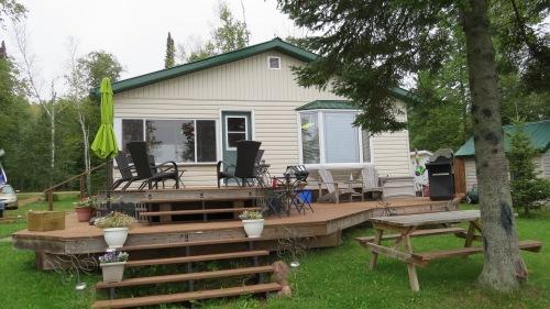 moose lake cabin