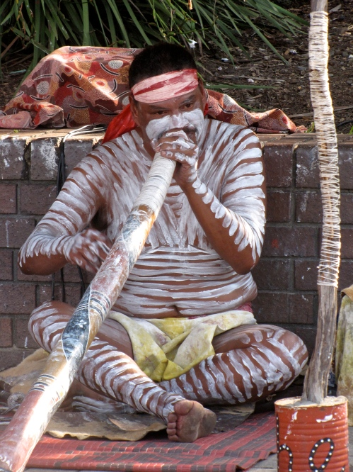 Didgeridoo Player Sydney Australia