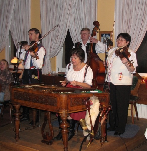 New Years Eve Party Folk  Band - Prague - Czech Republic