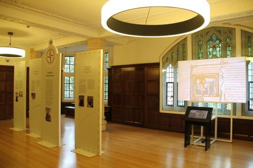 JCPC exhibition Famous Five in context