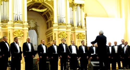 Men's Choir Lviv Ukraine