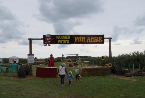farmer pete's fun acre leamington