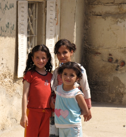 Photo I took in a Palestinian refugee community near Bethlehem in May 2009