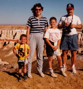 Our family lived on the Hopi Reservation in the early 90's