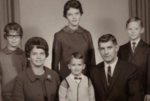 family photo 60's