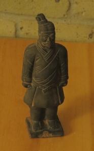 terra cotta warrior
