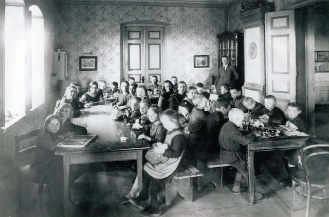 children at school for the deaf ukraine