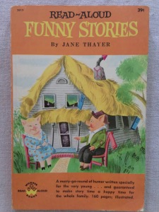 funny read aloud stories by jane thayer