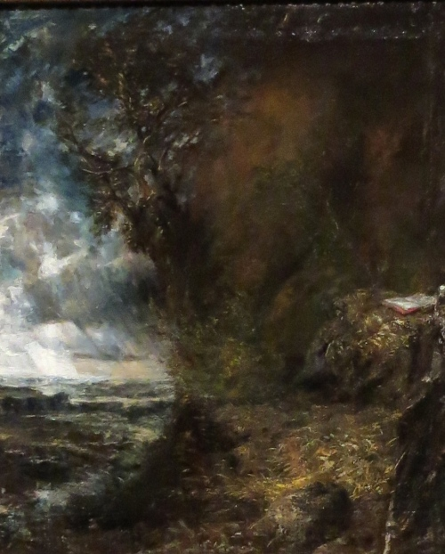 Scene of Woods and Water John Constable
