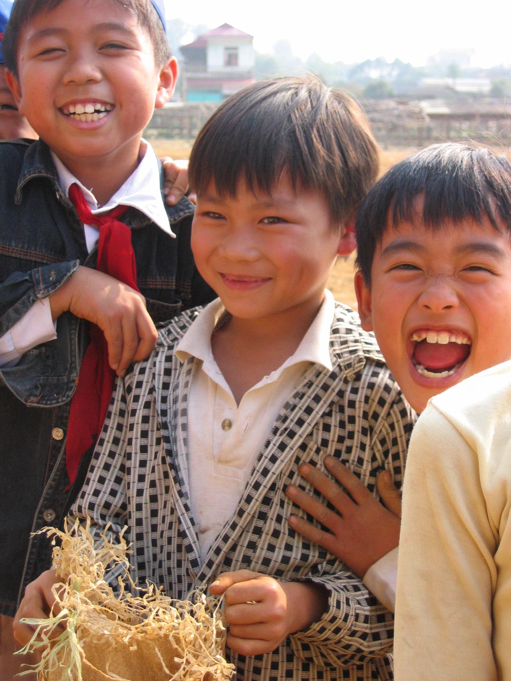 Children Vietnam What Next