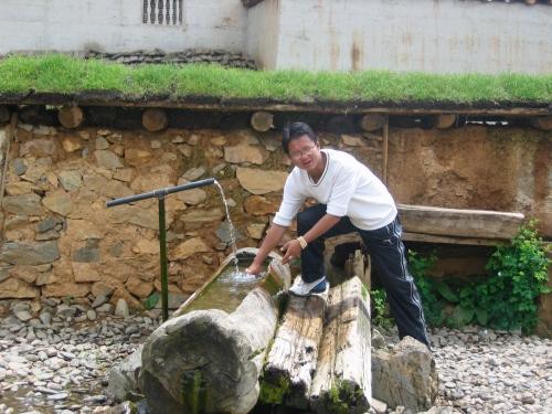 pei in yunnan
