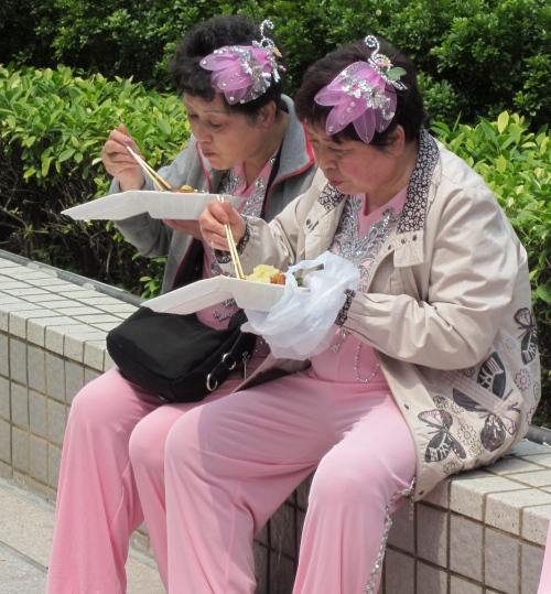 wu shu twins ma on shan park hong kong
