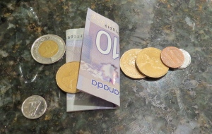 canadian money