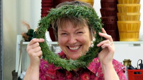 esther's wreath
