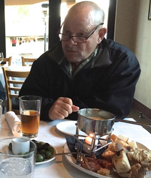 kilt lifter fondue