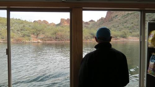 lake cruising