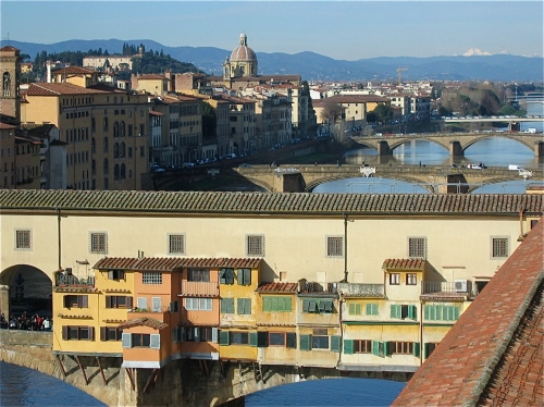 bridges in florence